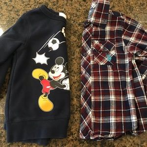 Gap & US Polo Toddler 4T Sweaters